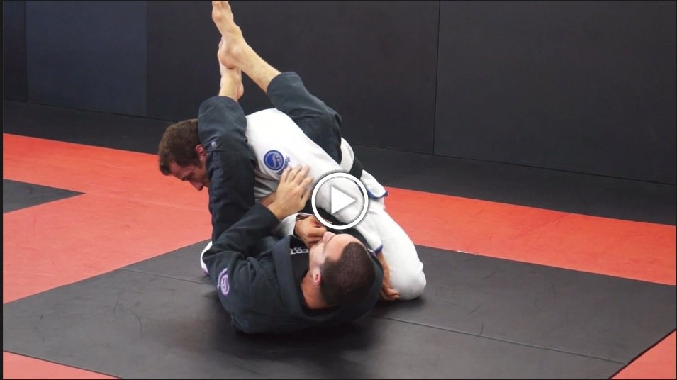 Arm Bar Basics Video1