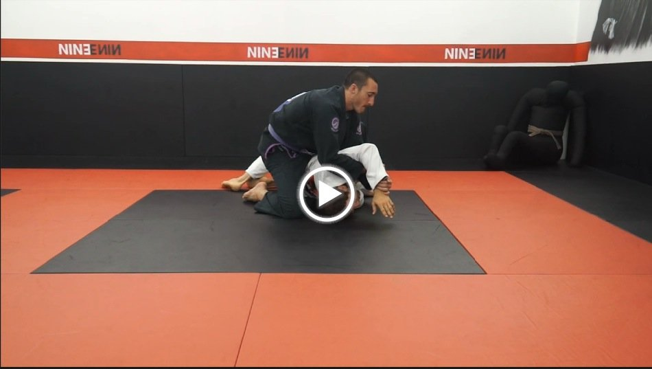 Americana Escape – Armbar Counter Escape