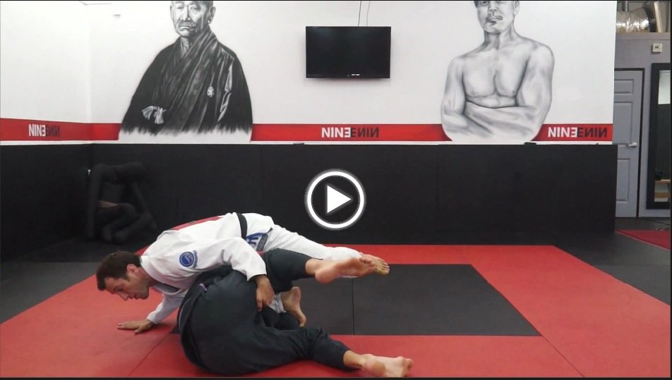Heel Grab Takedown Counter 2