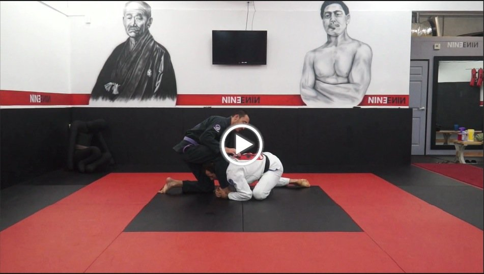Heel Grab Takedown 2 – From Sitting Position