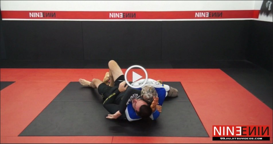 Single Leg Take Down to Arm Triangle