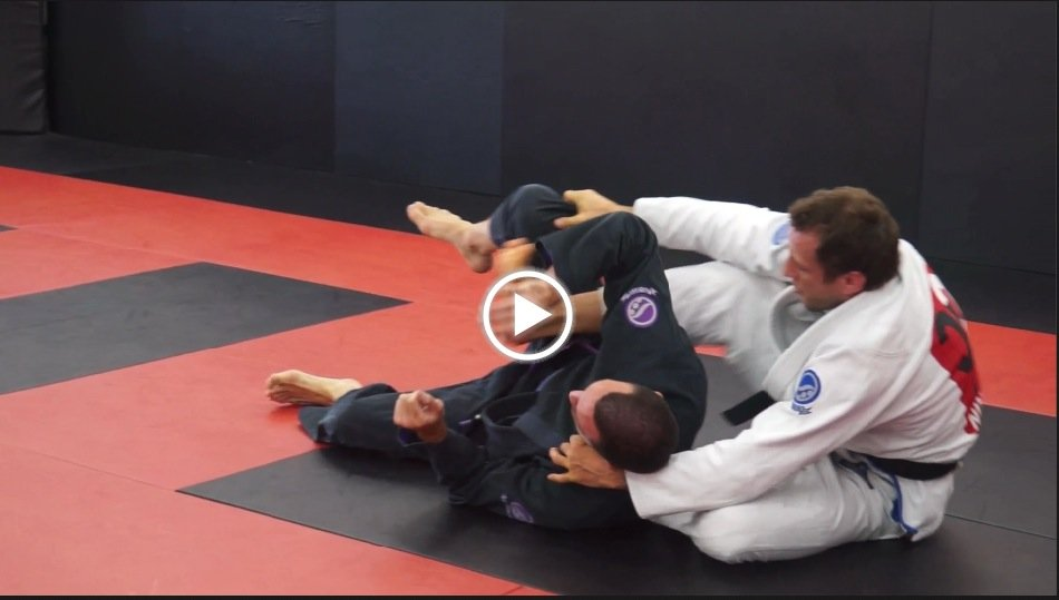 Take Down to Bow and Arrow Choke