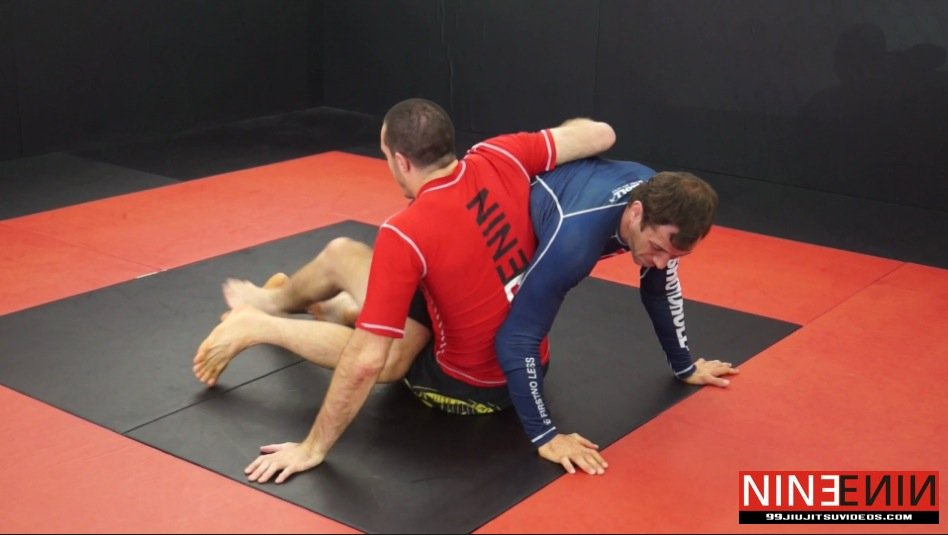 Octopus Guard to Back Control