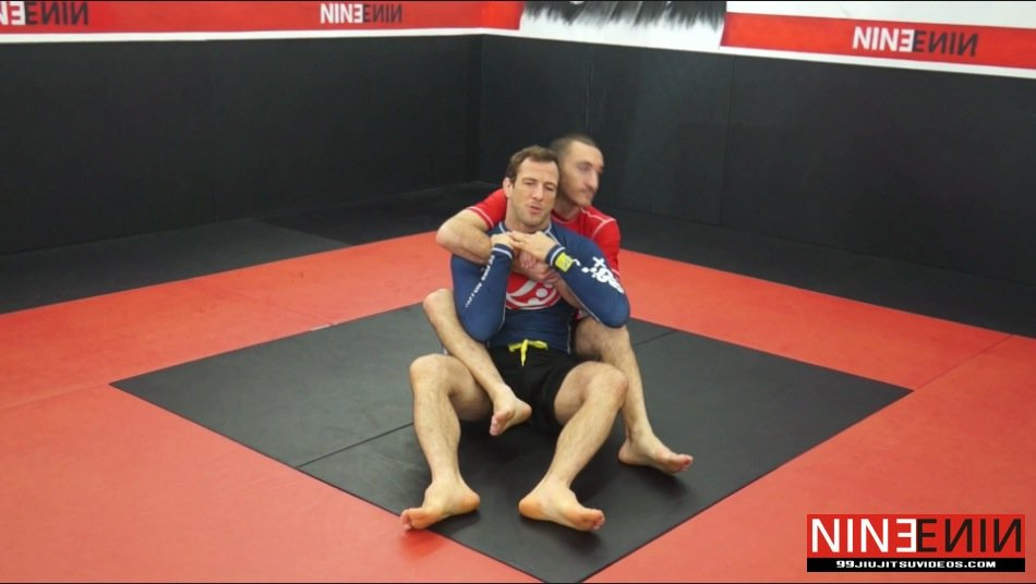 Rear Naked Choke Defense No- Gi-2