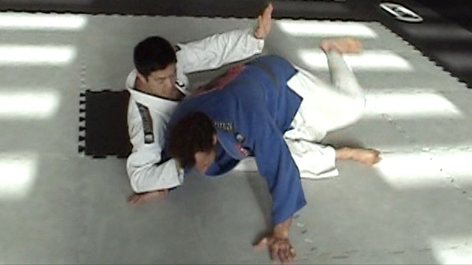 Arm Drag Counter -Flip to Side Control 2