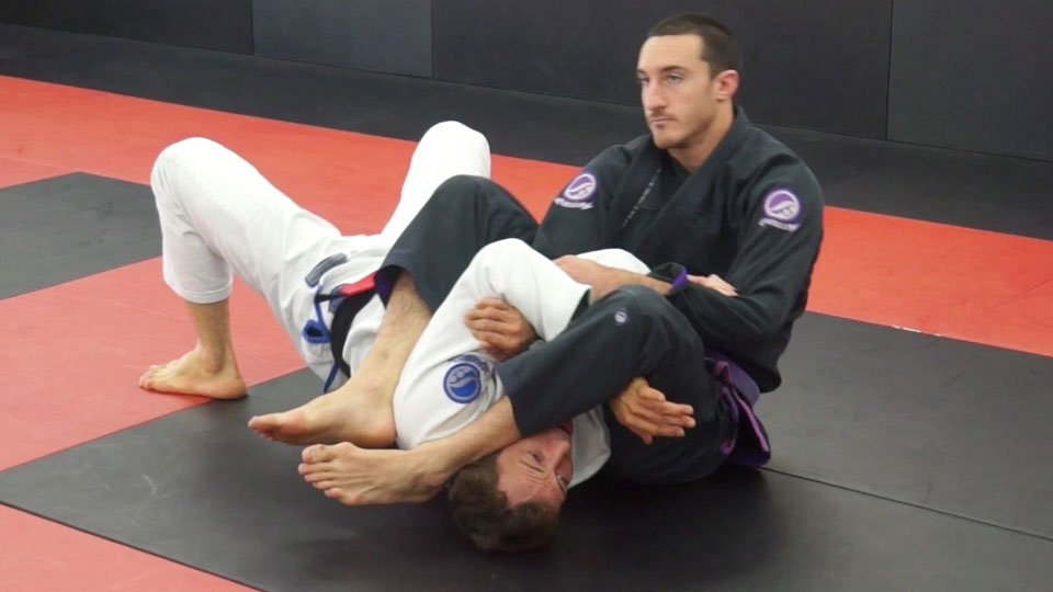 Armbar Defense 2