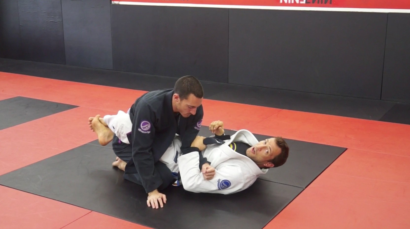 Armbar Using Lapel