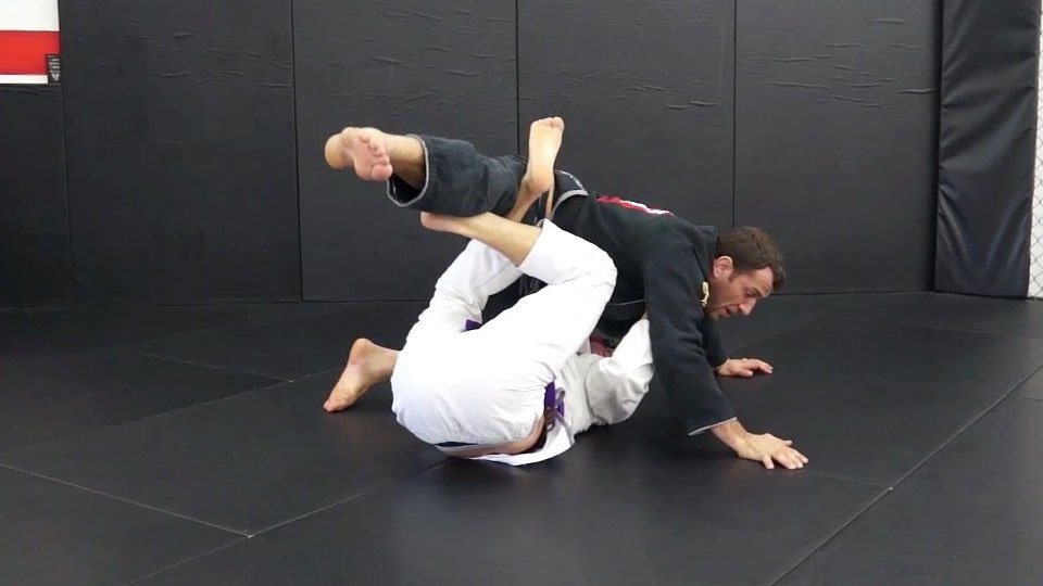 Transition Out of X-Guard