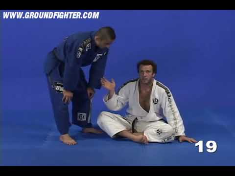 Eduardo Telles Turtle & Octopus Guard – Turtle Submissions