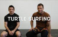 Turtle Surfing